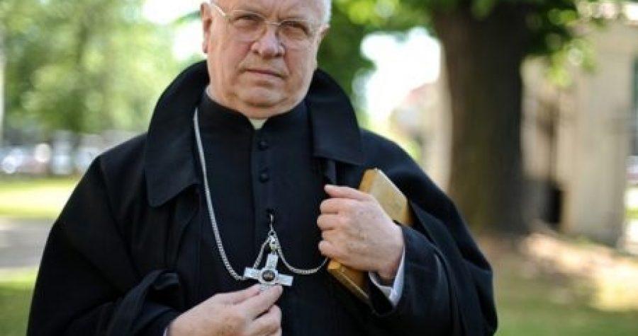Biskup Józef Zawitkowski pisze Modlitewnik dla Niepokalanowa