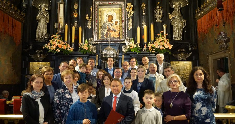 The Jubilee Meeting at Jasna Góra Shrine