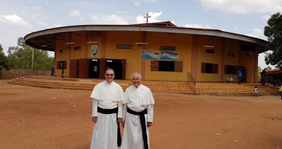 Gwiazda na Płaszczu Maryi w Burkina Faso