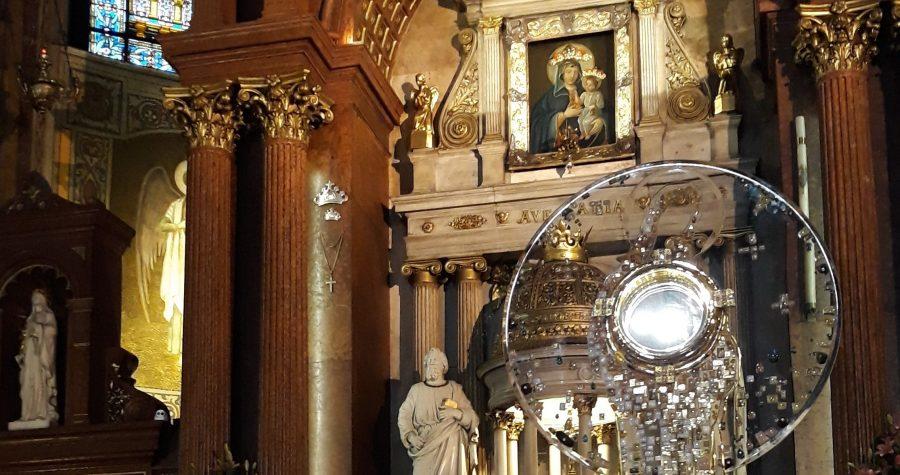 Modlitwa o pokój w Piekarach Śląskich