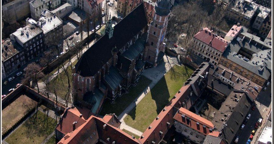 Modlitwa o pokój w Krakowie