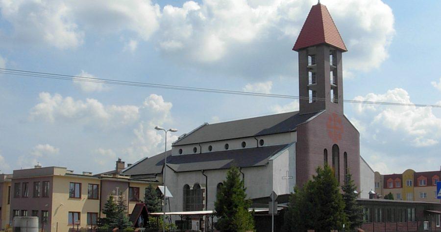 Prayer for peace in Bydgoszcz-Fordon