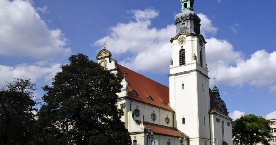 Prayer for peace in Bydgoszcz