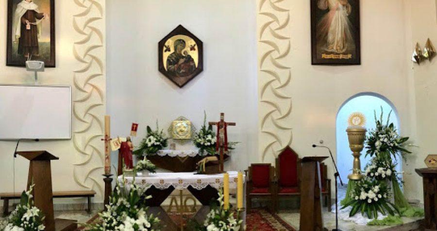 Modlitwa o pokój w Szczepańcowej