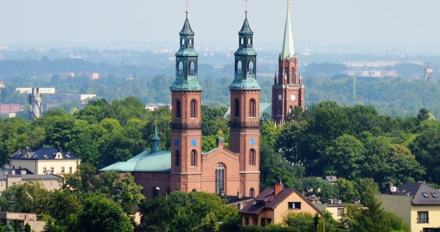 Adoration for peace in Piekary Śląskie