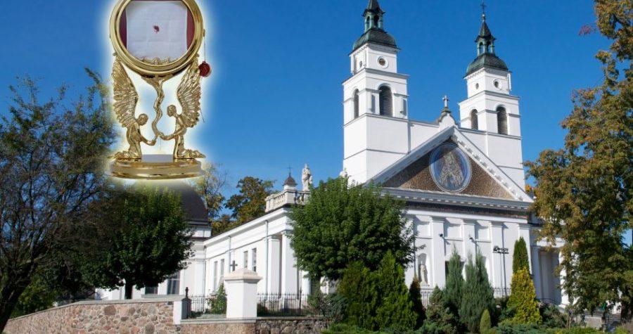Adoration for peace in Sokółka